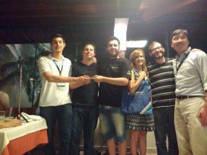 Premiação na Maratona de Programação Paralela