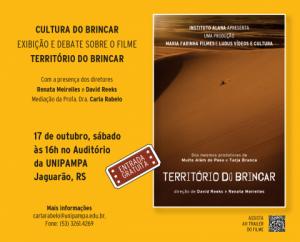 CONVITE_CULTURA DO BRINCAR_UNIPAMPA JAGUARÃO_pdf