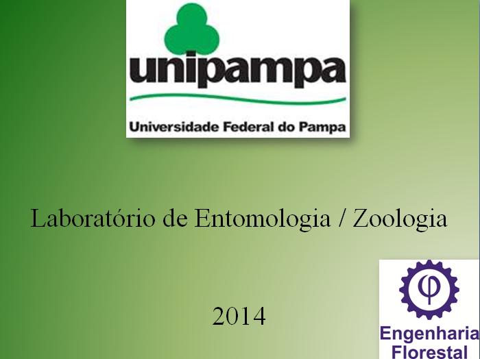 Laboratório de Entomologia/ Zoologia