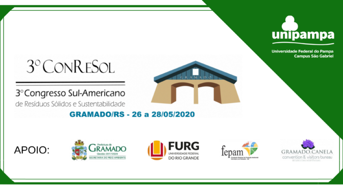 3º CONRESOL – Gramado / RS