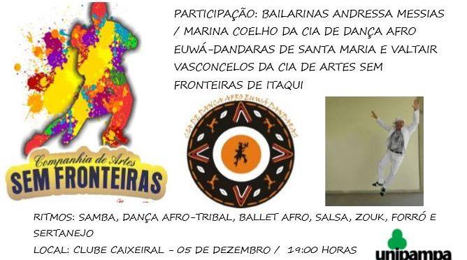 Workshop de Ritmos Latinos – Celebrando a Diversidade
