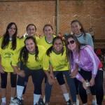 2º lugar Futebol Feminino